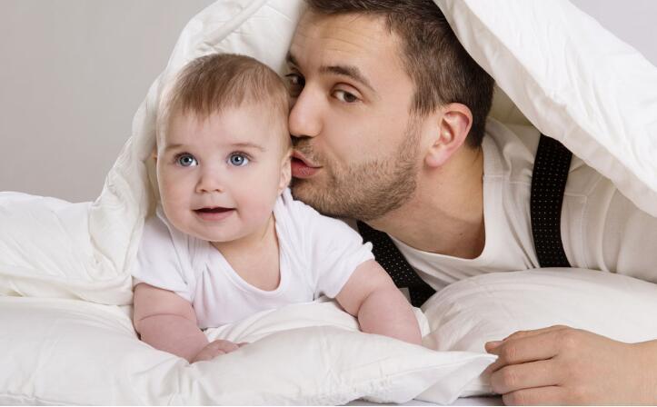 准爸爸特征也能预测胎儿性别?你不能不知的小秘密