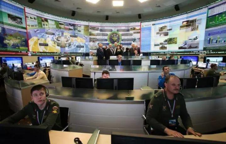 各国军事力量的信息指挥部实质就是一个超级指挥控制中心.png